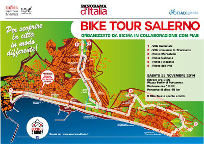 Salerno Bike Tour
